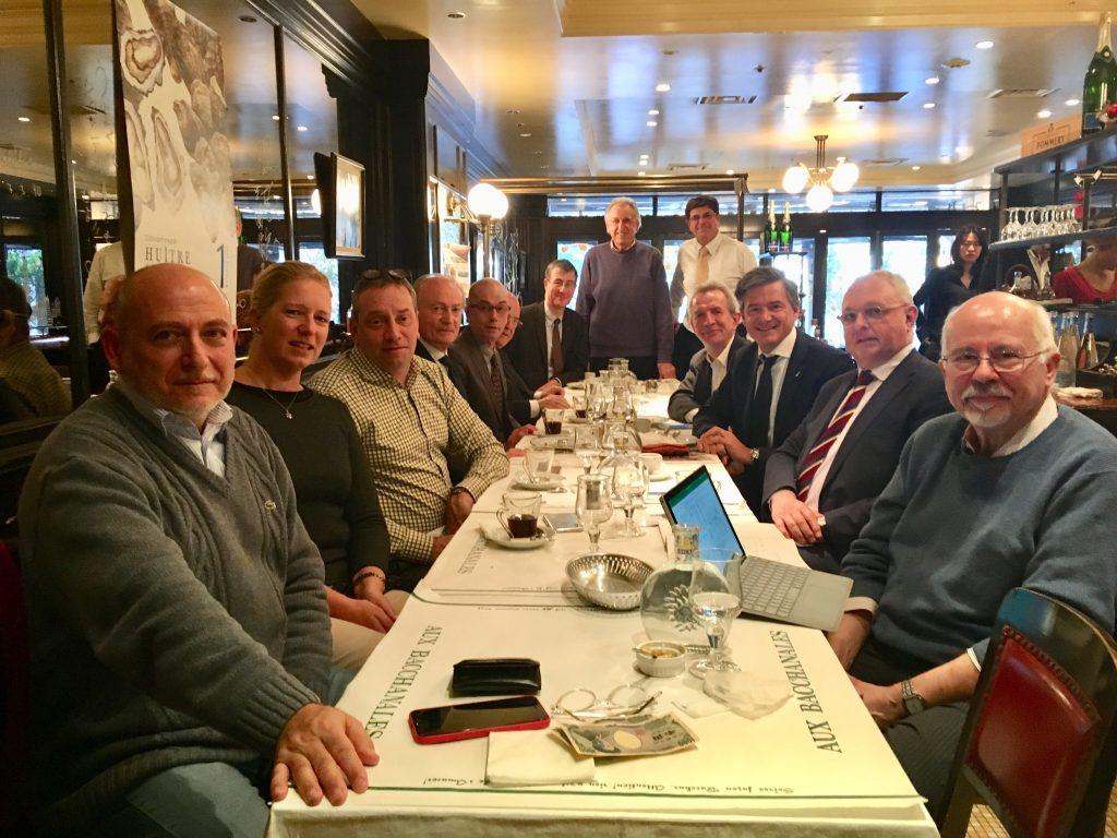Ufe-Japon réunion du vendredi 11 janvier 2019